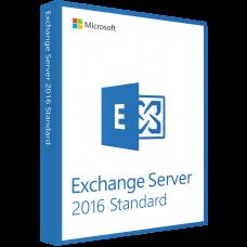 Windows Exchange Server 2016 Standard ESD