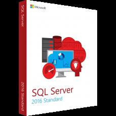 SQL Server 2016 Standard ESD