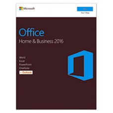 Microsoft Office 2016 Home & Business per Mac ESD