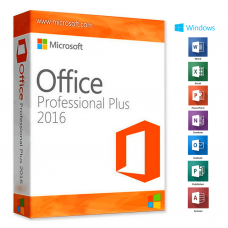 Microsoft Office 2016 Pro Plus ESD
