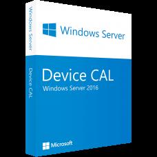 Windows Server 2016 Standard 10 Device CALs ESD