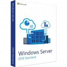 Windows Server 2016 Standard ESD 16 Cores