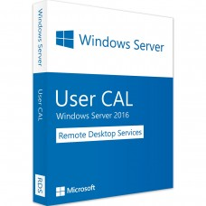 Windows Server 2016 RDS Standard 10 User CALs ESD